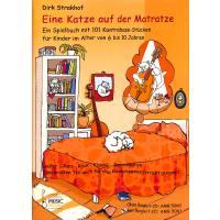 EINE KATZE AUF DER MATRATZE - SPIELSTUECKE