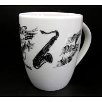 Henkelbecher Saxophon