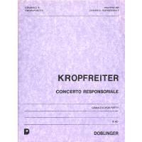 Concerto responsoriale