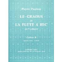 Le gradus de la flute a bec b