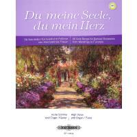 Du meine Seele du mein Herz | 50 Sololieder für feierliche Anlässe von Hochzeit bis Trauer