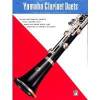 YAMAHA CLARINET DUETS