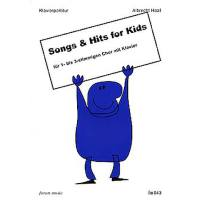 SONGS & HITS FOR KIDS