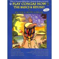 PLAY CONGAS NOW THE BASICS + BEYOND