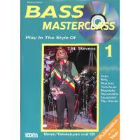 BASS MASTERCLASS 1