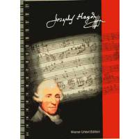 JOSEPH HAYDN NOTIZBLOCK