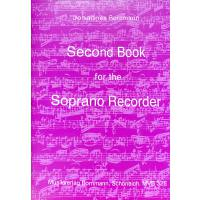 Second book for the soprano recorder
