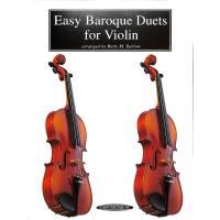Easy Baroque Duets