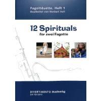 12 Spirituals