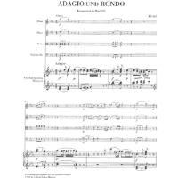 Adagio + Rondo c-moll KV 617