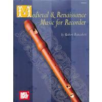 Medieval + Renaissance music for recorder