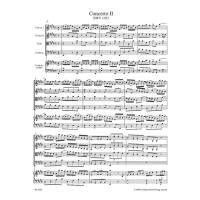 Konzert 2 E-Dur BWV 1053