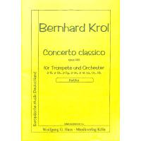 CONCERTO CLASSICO OP 146 - TRP ORCH