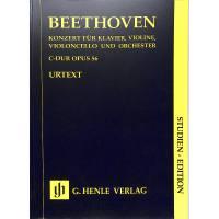 Konzert C-Dur op 56 (Tripelkonzert)