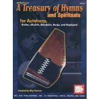 A treasury of hymns + spirituals