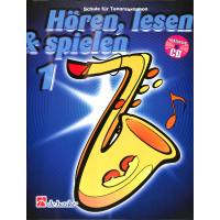 HOEREN LESEN & SPIELEN 1 - SCHULE