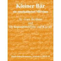 KLEINER BAER - EIN MUSIKALISCHES MAERCHEN