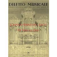 KANTATE 193 IHR TORE ZU ZION BWV 193 - RATSWAHLKANTATE