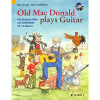 OLD MACDONALD PLAYS GUITAR