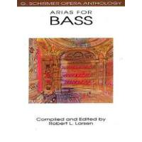 Arias for Bass (new anthology)