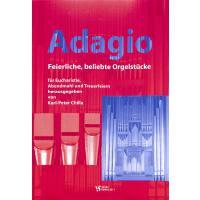 Adagio - feierliche beliebte Orgelstücke