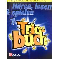 HOEREN LESEN & SPIELEN 1 - TRIOBUCH