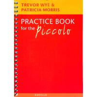 A piccolo practice book