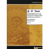 Concerto 18 e-moll