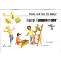 Hallo Tamukinder - Musik und Tanz für Kinder 4
