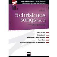 5 Christmas songs 2