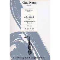 BRANDENBURGISCHES KONZERT 2 BWV 1047