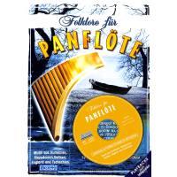 Folklore für Panflöte