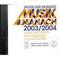 MUSIK ALMANACH 2003/2004