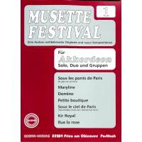 MUSETTE FESTIVAL 1