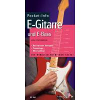 Pocket Info - E-Gitarre und E-Bass