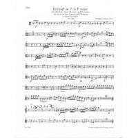 Konzert F-Dur KV 242