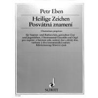 HEILIGE ZEICHEN - ORATORIUM