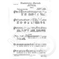 Radetzky Marsch op 228