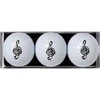 Golfbälle (3 Stück)