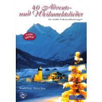 40 Advents + Weihnachtslieder