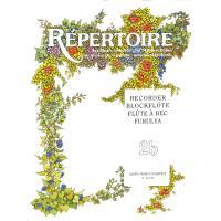REPERTOIRE BLOCKFLOETE 2B