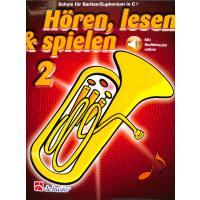 HOEREN LESEN & SPIELEN 2 - SCHULE