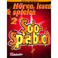 HOEREN LESEN & SPIELEN 2 - SOLO SPIELBUCH