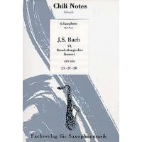 BRANDENBURGISCHES KONZERT 6 B-DUR BWV 1051