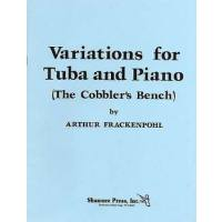 VARIATIONS FOR TUBA + PIANO