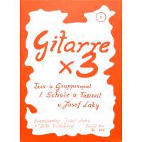 GITARRE X 3 BD 1
