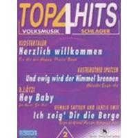 4 TOP HITS 2 VOLKSMUSIK SCHLAGER BD 2