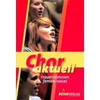 Chor aktuell - Frauenstimmen