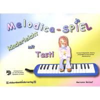 Melodica Spiel mit Tasti