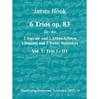 6 TRIOS OP 83 BD 1 (NR 1-3)